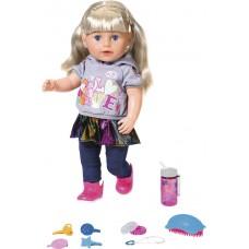 Детская Игровая Кукла Беби Бон Набор Нежные объятия Сестренка - Модница с аксессуарами Baby Born Zapf Creation