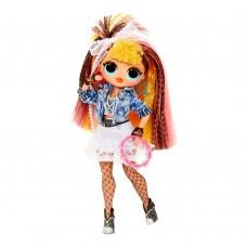 Кукла ЛОЛ Диско Леди Ремикс с музыкальными аксессуарами и пластинкой, высота 27 см - LOL OMG Remix! POP BB