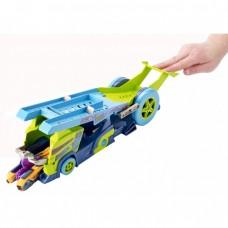 Детская Игрушка Хот Вилс Грузовик-пускатель Молниеносные половинки вмещает до 4 машинок Hot Wheels Mattel 58486-14 tst-348482212