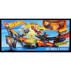 Детский Игровой Набор Хот Вилс Скоростная трасса Супер гравитация с 2 машинками с креплением Hot Wheels Mattel 58686-14 tst-420027139