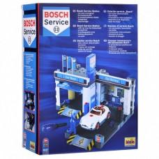 Игровой набор для мальчиков Автосервис Bosch с инструментом для сборки автомойки и машины 41х41х29 см, Klein