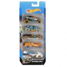 Игрушка Детская Для Мальчиков Подарочный Набор Машинок гоночные Хот Вилс HW Formula Space Hot Wheels Mattel