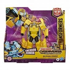 Игровой Робот Трансформер для мальчиков Ультра Бамблби Кибервселенная Битва за Кибертрон, высота 16 см, Hasbro