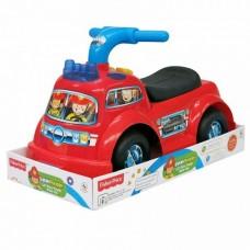 Детская Машинка-Каталка Пожарный автомобиль со световыми, звуковыми эффектами для детей от 1 года Fisher Price