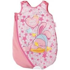 Детская Игровая Одежда для Куклы Бэби Борн Спальник Спокойные сны розовый 43 см Baby Born Zapf Creation