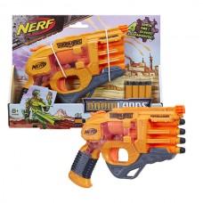 Детское Игрушечное Безопасное Оружие Бластер c 4 стрелами Думлэндс Убеждение Doomlands Nerf Нерф от Hasbro
