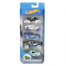 Игрушка Детская Для Мальчиков Подарочный Набор Машинок гоночные Хот Вилс HW Snow Stormers Hot Wheels Mattel