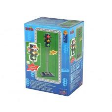 Функциональный Игровой Обучающий Детский Игрушечный Светофор Klein Автоматический и механический 16х27х72 см