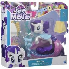 Игровой набор для девочек Подводный спа-салон Рарити Мерцание с аксессуарами Моя Маленькая Пони - My Little Pony