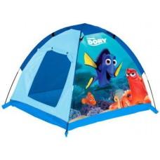 Детская Палатка Немо для игр на воздухе и дома водонепрониц. Disney Nemo John Simba Симба голубая 110х90х80 см