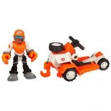 Детская Игровая фигурка Сойер Шторм со спасательной лебедкой Боты-Спасатели 6 см - Rescue Bots, Playskool Hasbro
