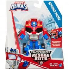 "Трансформер Оптимус Прайм ""Боты спасатели"" - Optimus Prime, Rescue Bots, Playskool, Hasbro"