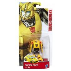 Трансформер Бамблби (Шмель) 8см классический, класс легенды - Bumblebee, Legends, Hasbro