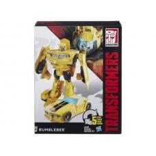 Трансформер Бамблби Кибер батальон - Bumblebee, Cyber Battalion, Generations, Hasbro