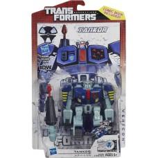 Робот-трансформер Танкор - Tankor, Deluxe Class, 30th Transformers, Generations, Hasbro