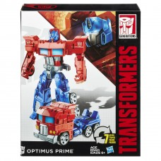 Трансформер Оптимус Прайм Кибер батальон - Optimus Prime Cyber Battalion