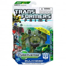 """Игровой Автобот Трансформер Балкхэд """"Трансформеры Прайм"""" - Bulkhead, Transformers Prime, Cyberverse, Hasbro"""