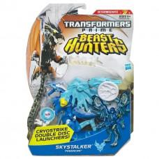 Трансформер Прайм Бист Хантерс Скайсталкер Transformers: Prime Beast Hunters Deluxe Skystalker Hasbro
