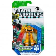 """Игровой Автобот Трансформер Бамблби """"Трансформеры Прайм"""" - Intelligence Specialist Bumblebee, Cyberverse, Hasbro"""