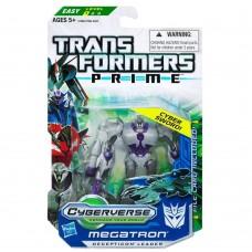 "Робот-десептикон Мегатрон ""Трансформеры Прайм"" - Megatron, Transformers Prime, Cyberverse, Commander, Hasbro"