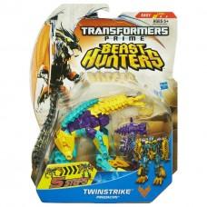 "Предакон Твинстрайк ""Охотники на Чудовищ"" - Twinstirke, TFP, Beast Hunters, Deluxe, Hasbro"