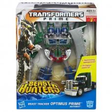 Трансформер Бист Трэкер Оптимус Прайм - Beast Tracker Optimus Prime, Weaponizer, Beast Hunters, 30СМ, Hasbro