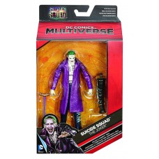 "Фигурка Джокер ""Отряд самоубийц"" 15СМ - Joker, Suicide Squad, DC Comics, Mattel"