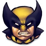 Игрушки Росомаха - Wolverine